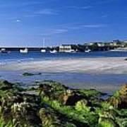 Seashore, Portnablagh, County Donegal Art Print