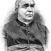 Sebastian Kneipp, German Priest Art Print