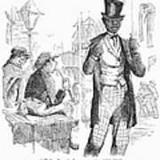 Secession Crisis, 1861 Art Print