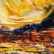 Sedona Sky Art Print