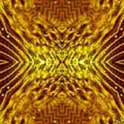 Seeding Mandala Art Print