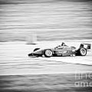 Sepia Racing Art Print by Darcy Michaelchuk
