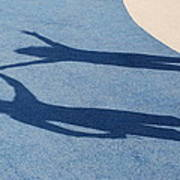 Shadow Friends Art Print
