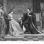 Shakespeare: King Henry V Art Print