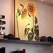 Shall We Dance At Alfio Boutique Italiano Art Print
