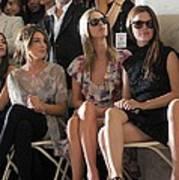 Shenae Grimes, Nicky Hilton, Rachel Art Print