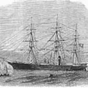 Shenandoah Surrender, 1865 Art Print
