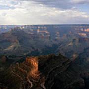 Shoshone Point Grand Canyon Arizona Art Print