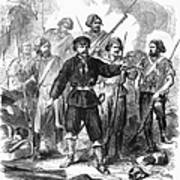 Sicily: Guerrillas, 1860 Art Print
