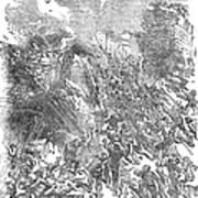 Siege Of Waterford, 1169 Art Print