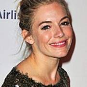 Sienna Miller In Attendance For After Art Print by Everett