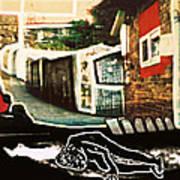 silent place Nr.1 Art Print