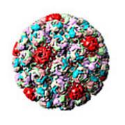 Simian Virus 40 Particle Art Print