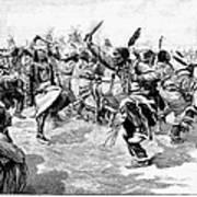 Sioux Ghost Dance, 1890 Art Print