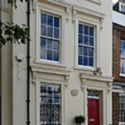 Sir Christopher Wren's Home Art Print