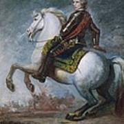 Sir Jeffrey Amherst Art Print by Sir Joshua Reynolds