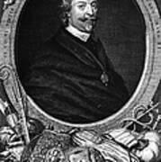 Sir Thomas Roe (c1581-1644) Art Print