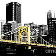 Sister #2 In Pittsburgh Art Print