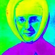Sister Marguerite Denise 1953 Art Print