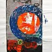 Sketchbook 1  Pg 40 Art Print