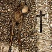 Skull Church Art Print