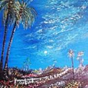 Sky So Blue Art Print