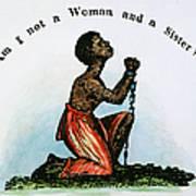 Slavery: Woman, 1832 Art Print