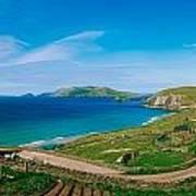 Slea Head & Blasket Islands, Dingle Art Print by The Irish Image Collection