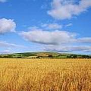 Slieveardagh Hills, Co Kilkenny Art Print