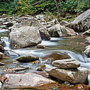 Smoky Mountain Streams Art Print