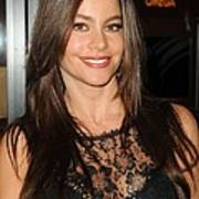 Sofia Vergara At A Public Appearance Art Print
