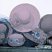 Soft Hats  Art Print