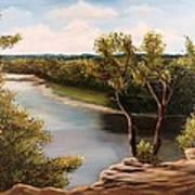 Solado Creek Art Print