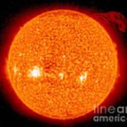 Solar Prominence Art Print