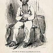Solomon Northup (1808-?) Art Print