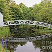 Somes Bridge Art Print
