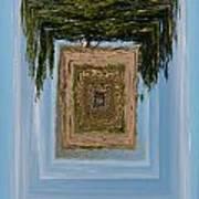 Sorbus Square Art Print