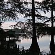 Southern Lake Art Print