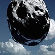 Space Exploration, Conceptual Image Art Print by Detlev Van Ravenswaay
