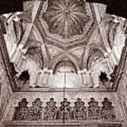 Spain Cathedral 1 Art Print