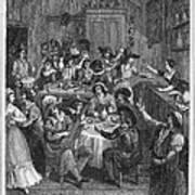 Spain: Inn, 1810 Art Print