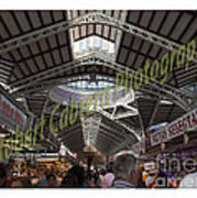 Spanish Market Art Print