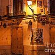 Spanish Taberna Art Print