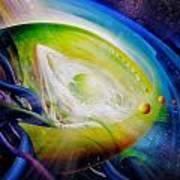 Sphere Qf70 Print by Drazen Pavlovic