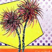 Spider Lilies Art Print