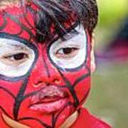 Spiderboy Art Print