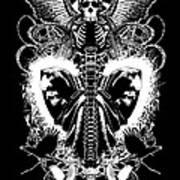 Spine Of Mine Art Print