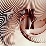 Spiral-2 Art Print