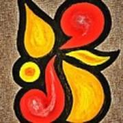 Spirit My Blossom Art Print