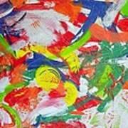 Splash Of Lemons Art Print